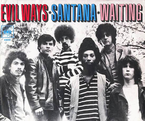 Santana Evil Ways